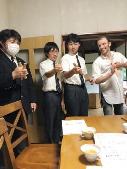 青山高等学校英会話サークル